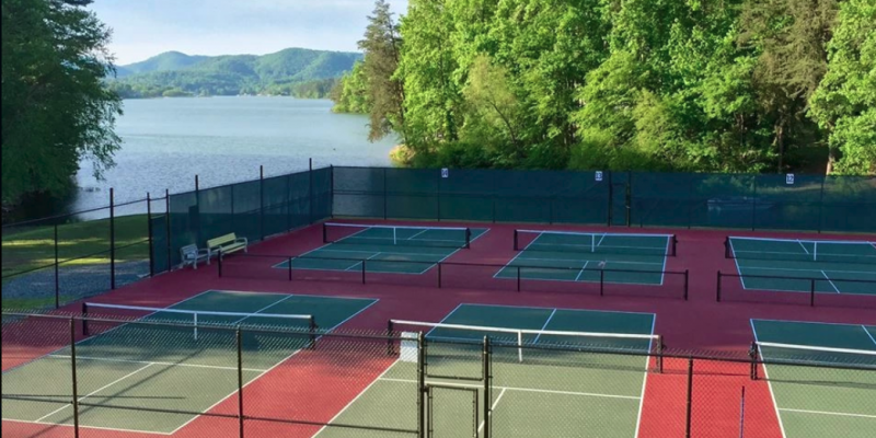 Towns County Pickleball Courts