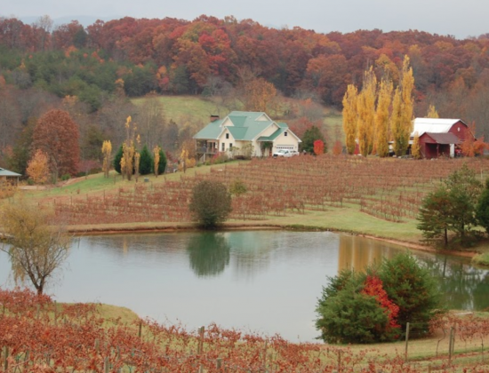 Crane Creek Vineyards