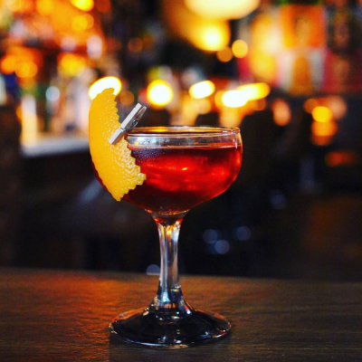The Atomic Bar & Lounge
