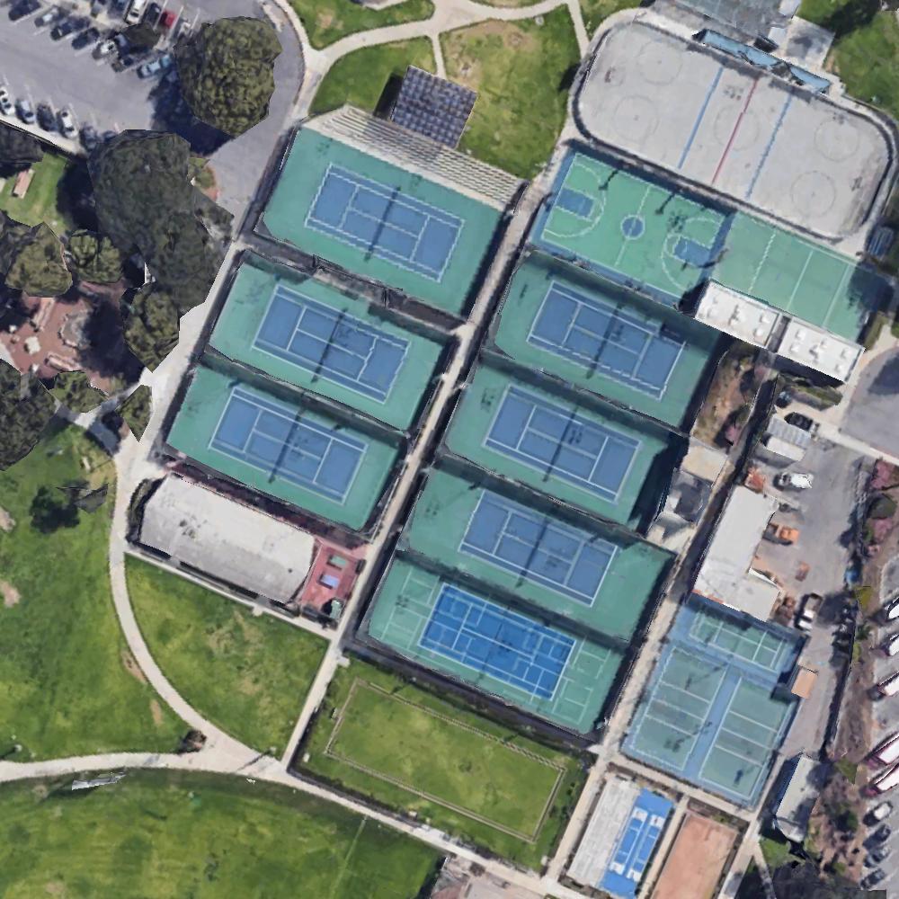 Los Angeles, CA - El Segundo Parks & Rec.