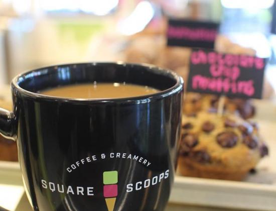 Square Scoops Coffee & Creamery