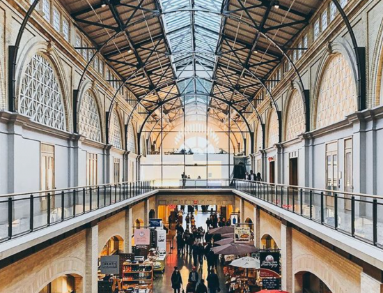 Ferry Building Marketplace