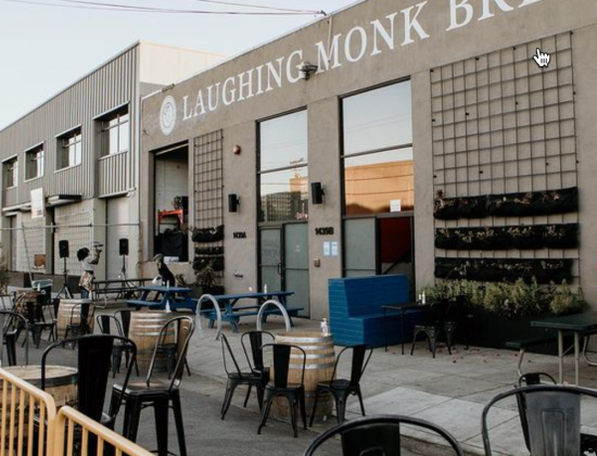 Laughing Monk Brewery