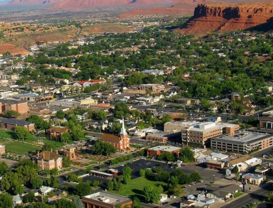 Downtown St. George