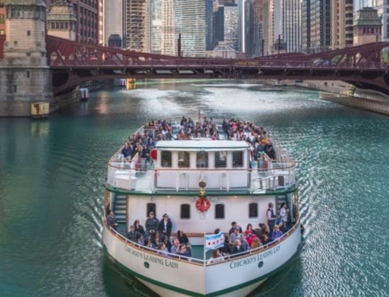 Architecture Foundation River Cruise