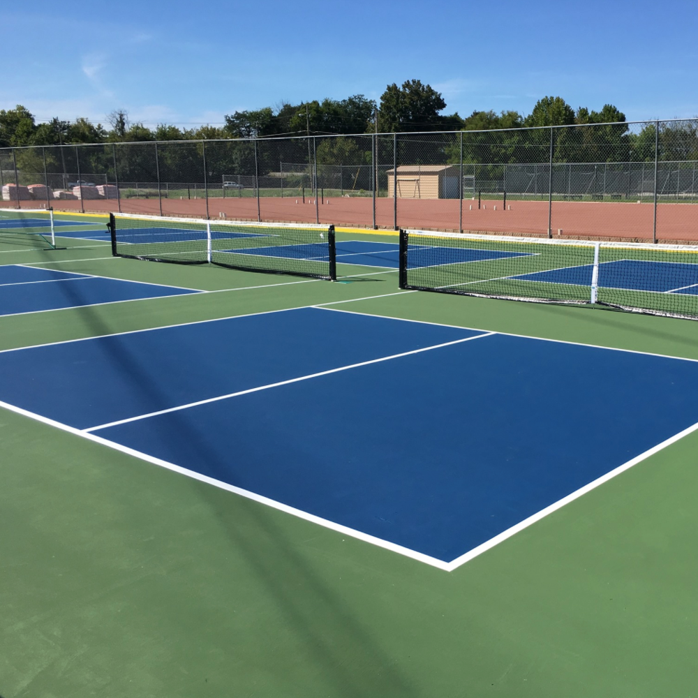 Knoxville, TN - Tennessee Tennis Pickleball Club & Academy