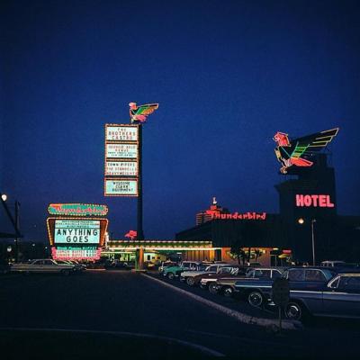 Thunderbird Hotel & Saloon