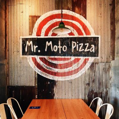 Mr. Moto Pizza