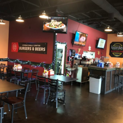 Border Burger Bar