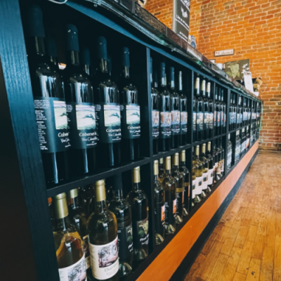 The Sweet Elephant at Vino Colorado Winery