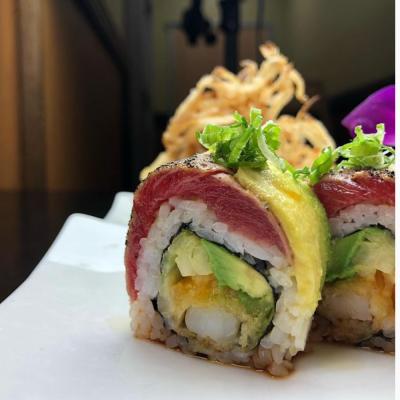 Higo Sushi Peruvian Fusion