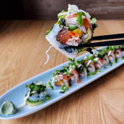 Ando Sushi + Bar