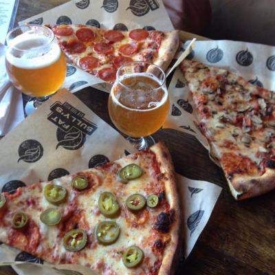 Fat Sully's NY Pizza
