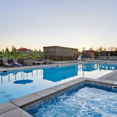 Tethrow Resort