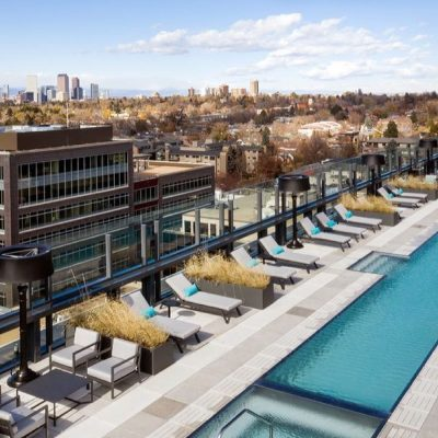 The Jacquard Hotel & Rooftop