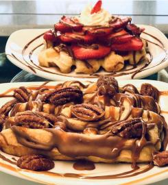 Consumable Moments – Waffle & Fruit Bar