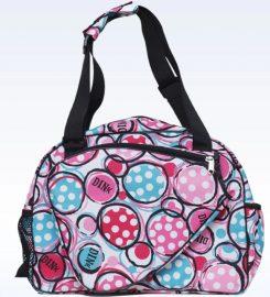 Pickleball Bella Duffel Bags